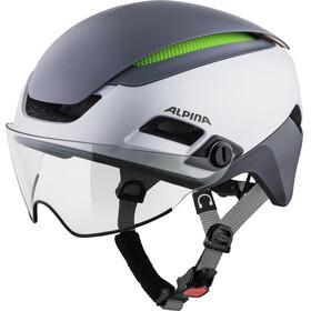 Alpina Altona M Helmet silver-darksilver